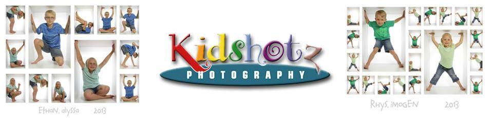 Kidshotz Photography header image