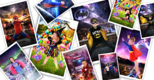 kidshotz Characters & Super Hero Photography images