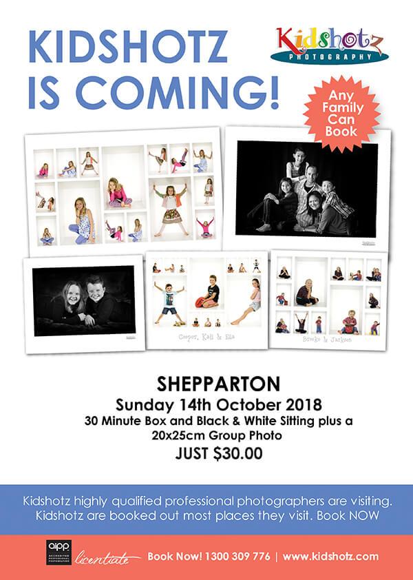 kidshotz Shepparton 2018 images