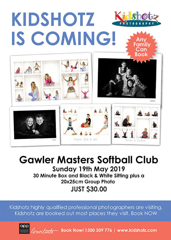 kidshotz Gawler Masters images