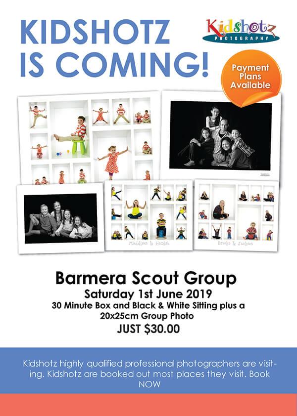 kidshotz Bamera Scouts 2019 images
