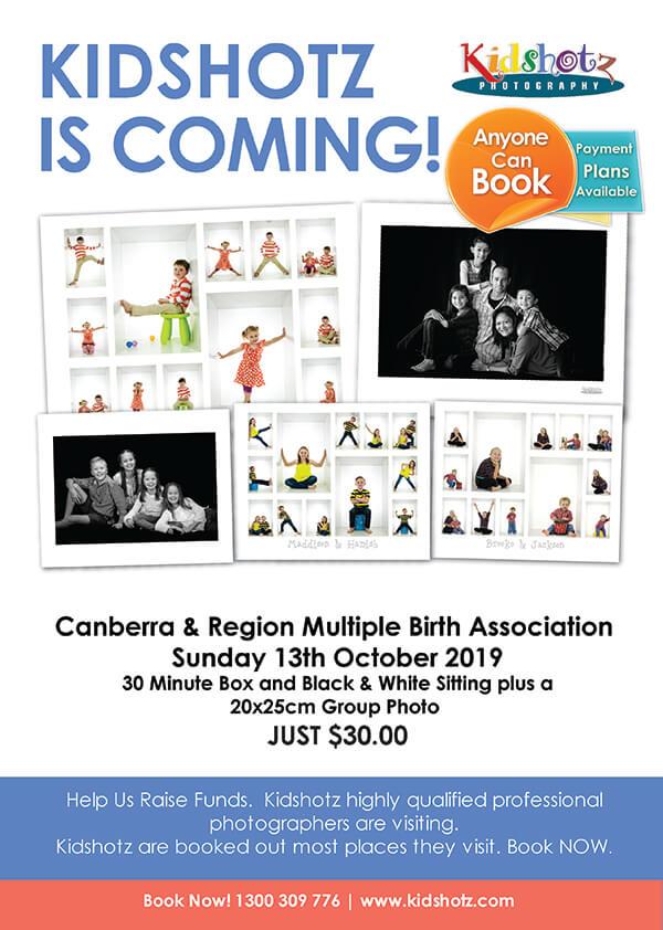 kidshotz Canberra Multi Birth images